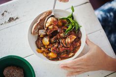 Grilled Vegetable Ratatouille // My New Roots