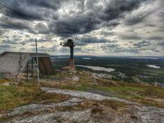 Kuusamo Ruka Lapland Finland, Mountains, Nature, Travel, Naturaleza, Viajes, Destinations, Traveling, Trips