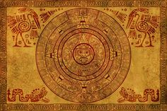 #Mayan #Calendar Similar to Ancient #Chinese: Early Contact?