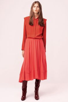 See by Chloé Pre-Fall 2013 Collection Slideshow on Style.com
