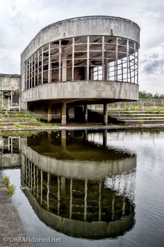 Abandoned sportfacilities Belgium