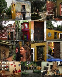 Coyoacan, my hood in Mexico :)