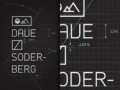 Dave Soderberg - Personal Identity Measurements  by Dave Soderberg