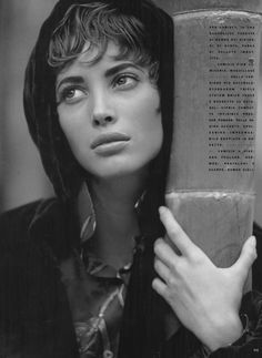 vogue italia november 1990 anna dello russo demarchelier christy 14