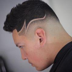 Hair Designs For Boys, Cool Hair Designs, Hairstyles Haircuts, Haircuts For Men, Hair Stenciling, Toddler Haircuts, Shaved Hair Designs, Hair Patterns, Faded Hair