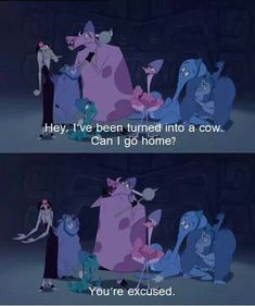 this is definitely in my top 10 favorite emporor's new groove lines.