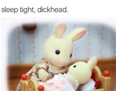 Cute Animal Figurines With Raunchy Captions Make The Internet A Better Place Funny Pictures With Captions, Picture Captions, Best Funny Pictures, Cute Memes, Funny Memes, Hilarious, Got Anime, A Silent Voice, Wholesome Memes