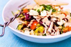 Salaatti illanistujaisiin – Hellapoliisi