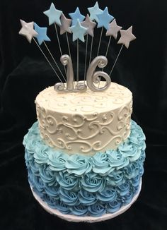 Sweet  Cake Topper Sweet  Birthday By CelebratedMoment On Etsy - Sweet 16 birthday cakes