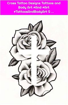 Cross Tattoo Designs - Tattoos and Body Art . - Cross tattoo designs – tattoos and body art – Christmas designs - Dope Tattoos, Hand Tattoos, Forarm Tattoos, Forearm Sleeve Tattoos, Body Art Tattoos, Tattoos For Guys, Tattoos For Women, Flower Tattoos, Neck Tattoos