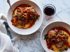 Instant Pot Chicken Cacciatore by Food Network Kitchen Instant Pot Chicken Cacciatore Recipe, Cacciatore Recipes, Pressure Cooker Recipes, Pressure Cooking, Slow Cooker, Food Network Recipes, Cooking Recipes, Cooking Network, Cooking Corn