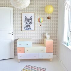 relooking commode ikea ps tofo-me