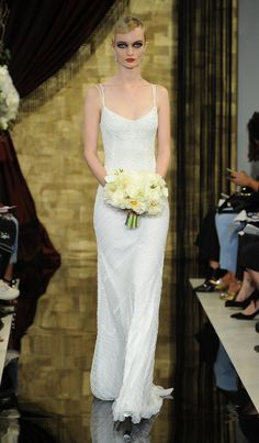 Theia's Dramatic Fall 2016 Wedding Dresses Take Us Back to the 1920s | TheKnot.com