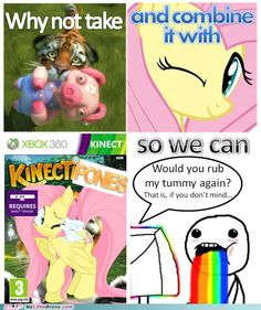 Want! The extremists wil abuse this so much, the only normal bronies I know are the ones back at home!
