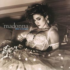 MADONNA--Like A Virgin (Vinyl)
