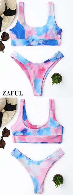 Up to 80% OFF! Tie Dye Thong Bikini Set. #Zaful #Swimwear #Bikinis zaful,zaful outfits,zaful dresses,spring outfits,summer dresses,Valentine's Day,easter,super bowl,st patrick's day,cute,casual,fashion,style,bathing suit,swimsuits,one pieces,swimwear,bikini set,bikini,one piece swimwear,beach outfit,swimwear cover ups,high waisted swimsuit,tankini,high cut one piece swimsuit,high waisted swimsuit,swimwear modest,swimsuit modest,cover ups @zaful Extra 10% OFF Code:ZF2017
