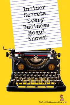 How To Go From Entrepreneur To Business Mogul!   The Profit Goddess #entrepreneur #businesstips #business