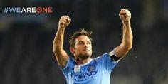 Desencantou! Frank Lampard marca o primeiro gol pelo New York City http://glo.bo/1ixDVqs