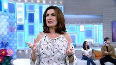 Encontro com Fátima Bernardes | Valesca Popozuda dá dicas para funkeiras da ficção | Globo Play