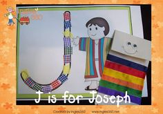 Ingles360: J is for Joseph ideas and freebies