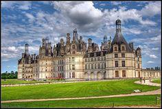 Chambord, France.