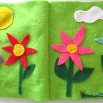 Find all 11 pages of how to make a quiet book the no sew way here! Quiet books are great for the toddler years and offer much engagement.