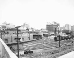 Florida Memory - View of train yard and Jacksonville