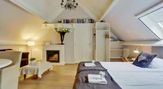 B&B Hoeve Nijssen, Photo of the whole room, Bed, Bedroom