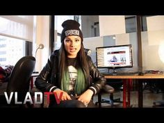 Snow tha Product Spits a Dope Freestyle