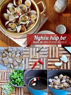 Menu các món HẢI SẢN cực ngon cho bữa tối cuối tuần, hai san, HAI SAN - Kenh14.vn