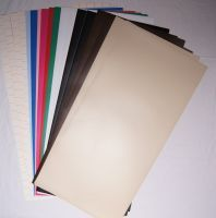 "Sampler Pack FotoBella Premium Vinyl - 12"" x 24"" (14 sheets, 10 colors, 4 transfer sheets) found at fotobella.com"
