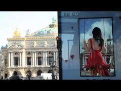 FLOWER IN THE AIR - Une Expérience Inédite et Poétique dans Paris ! - YouTube