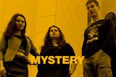 """Обложка для музыкальной группы """"MYSTERY"""" (Cover for msuic band the Mystery) Mystery, Cover, Movie Posters, Film Poster, Billboard, Film Posters"""