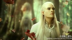 Perhaps Legolas would look like this in the age of Thranduil. Hobbit Art, O Hobbit, Legolas And Thranduil, Aragorn, Fellowship Of The Ring, Lord Of The Rings, The Hobbit Movies, Jrr Tolkien, Orlando Bloom