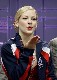 Gracie Gold.....the one to really watch in Sochi!  Congrats Gracie!!  Highest total score EVER at the National Figure Skating Championship!!!  1/11/2014