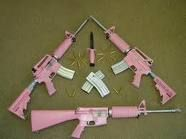 for the girly commando?? What the?