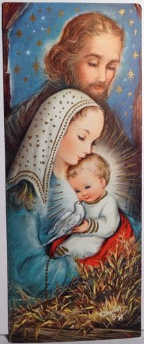 christmas cards with nativity scene - Google Search