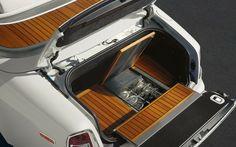 Rolls Royce Phantom - now that's stylin'!