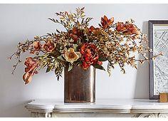 "30"" Magnolia Garden in Planter, Faux | Lasting Bounty | One Kings Lane"