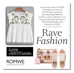 """""""rave"""" by milkica123 ❤ liked on Polyvore featuring Gucci"""