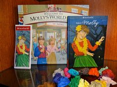 Mommy Librarian - American Girl Ideas