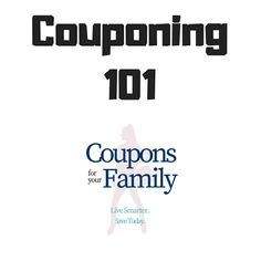 Read our Couponing 101 tips & learn how to save the smart way! How To Start Couponing, Couponing 101, Grocery Coupons, Cvs Coupons, Saving Tips, Saving Money, Menu Planning Printable, Coupon Matchups, Coupon Codes