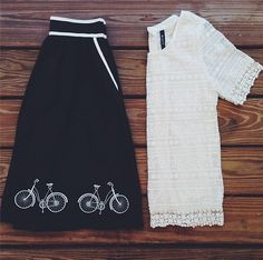 by winsome jones // summer outfit // i want to ride my bicycle :)