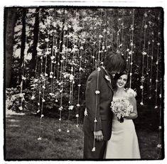 Eileen & Matthew's Garden Delight Wedding « A Practical Wedding: Ideas for Unique, DIY, and Budget Wedding Planning