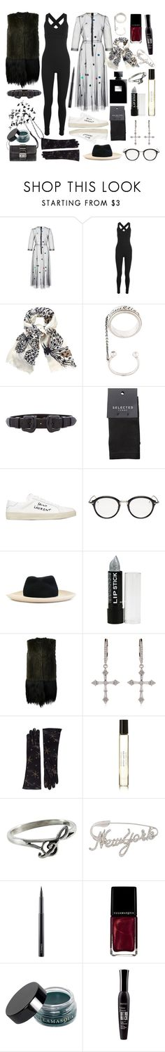 """""""rich magic soul"""" by nothingisnormal ❤ liked on Polyvore featuring Tata Naka, No Ka'Oi, John Lewis, Jean-Paul Gaultier, B-Low the Belt, SELECTED, Yves Saint Laurent, Thom Browne, Forte Forte and Vera Wang"""