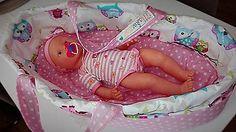 Hračky - Prenosná taška pre bábiku - 8402466_