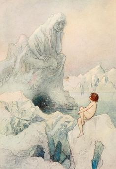 The Water Babies: A Fairy Tale for a Land-Baby By: Charles Kingsley, Warwick Goble. 1924