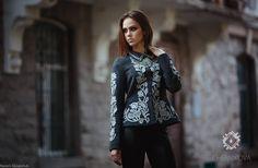 Inspired by Ukraine http://chernikova.com.ua/