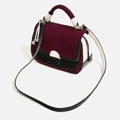 CONTRAST CROSSBODY BAG-View all-BAGS-WOMAN | ZARA United States