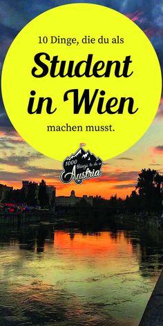 Vienna, Austria, Road Trip, Bucket, Lifestyle, Travel, Secret Places, Languages, To Study